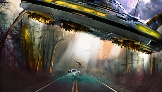 2.UFO